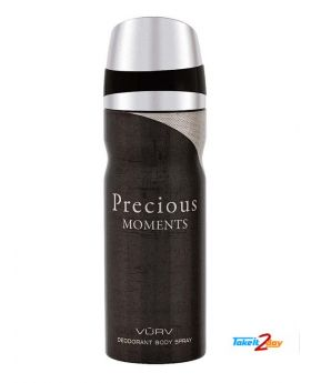 Vurv - Body Spray - 200ML - Precious Moments