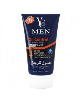 YC Oil Control 100ml Face Wash For Men(Thailand)