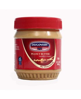Discovery Peanut Butter Smooth & Creamy