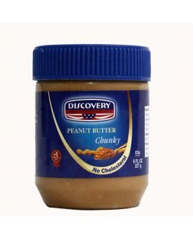 Discovery Peanut Butter 340 gm Smooth & Creamy