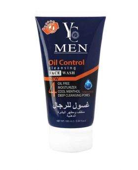 YC OIL CONTROL  MEN FACE WASH