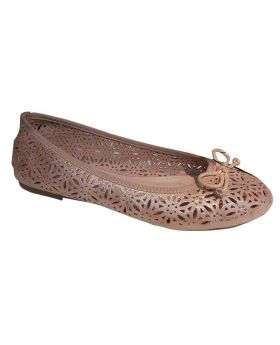 Ladies Closed Synthetic Upper material 195515861