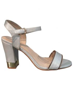 Ladies Open Heels Synthetic Upper material 197711871