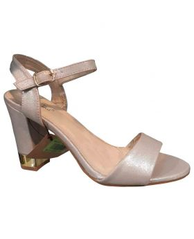 Ladies Open Heels Synthetic Upper material 197711872