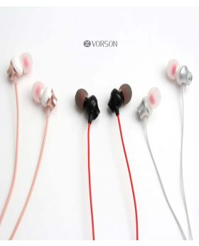 Vorson VIM-204  Fashion Portable Music Earphone