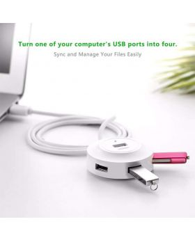UGREEN USB 2.0 4 PORT HUB 1M