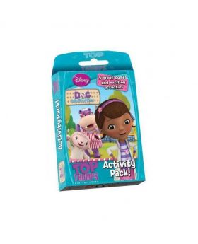 Disney Top Trumps Activity Pack Toy