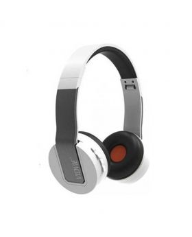 Vidvie BT814 Wireless Stereo Headphones with Inline Mic - White