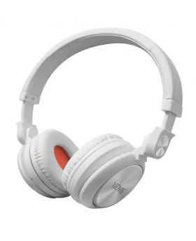 Vidvie HS617 Extra Bass Stereo Wired Headphones - White