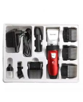Kemei KM-3902 EU Plug 220V Professional Hair Cut Adult Reciprocating Travel Use Safe Electric Clippers Hair Trimmer