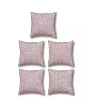 Five Pieces Cushion & Cover Set(Tan)