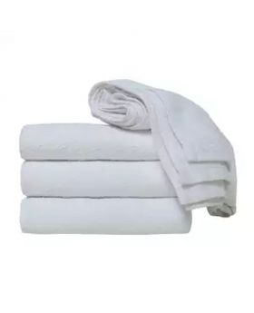 4 Pcs Hand Towel-White