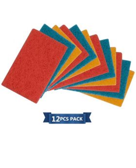 Scouring Pads Cleaning Scrub Sponge