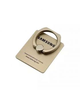 Universal Mobile Ring Stand - Golden