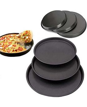 3 Pcs Pizza Tray