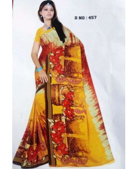 Indian silk sharee_367