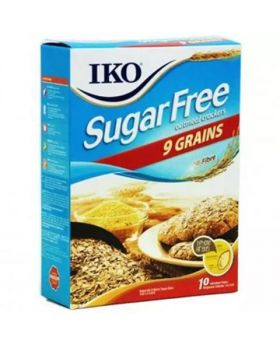 IKO Sugar Free Oatmeal Crackers 9 Grains 220 gm