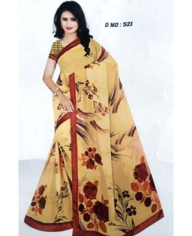 Indian silk sharee_457