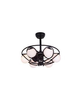 Indoor  Modan fan light CELL015-Black