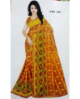 Indian silk sharee_521