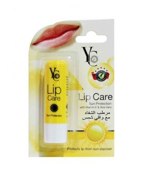 YC SUN PROTECTION -VIT E & ALOE VERA LIP CARE