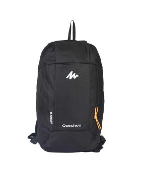 Nylon Back Pack Black Colour (40*23*10) cm