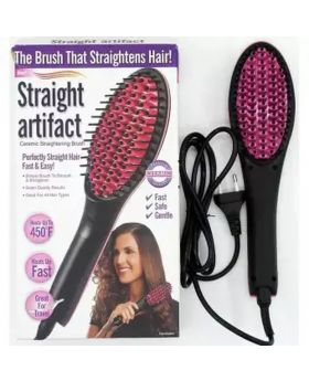 Straight Artifact Ceramic Straightening Brush
