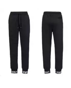 Black Winter Trouser- Men