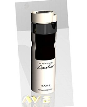 Rave - Body Spray - 200ML - L'assoluto Black Suede