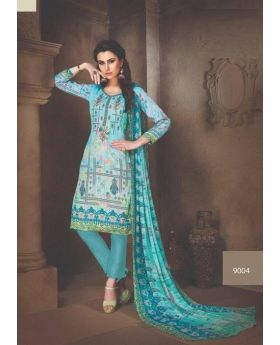 Mamol Summer Present Manzar Suits 9004