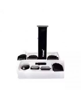 4-In-1 Grooming Trimmer/Clipper Set KM-3580- Black
