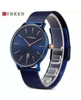 Curren 8302 Fashion Men Quartz Watch