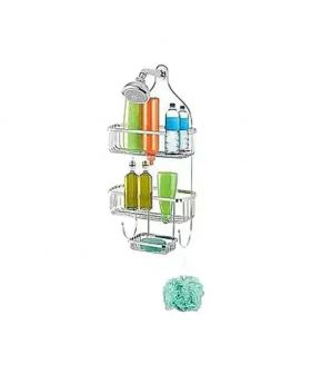 Shower Organizer - Silver