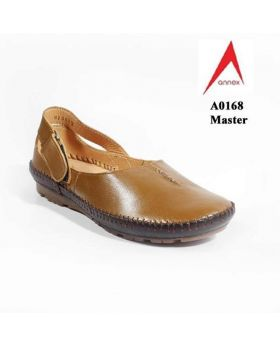 Annex Leather Gents Loafer: A0152