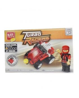 Block Tech Turbo Racers Toy