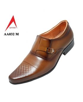 Annex Leather Loafer Shoe-AA042