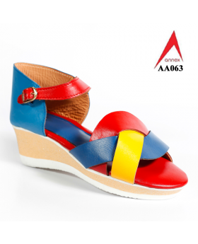 Annex Leather Sandal-AA064