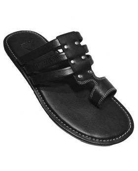 Annex Leather Sandal-AA023