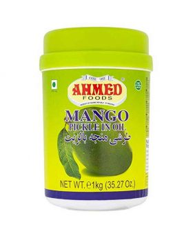 Ahmed Mango Pickle Jar 1 kg