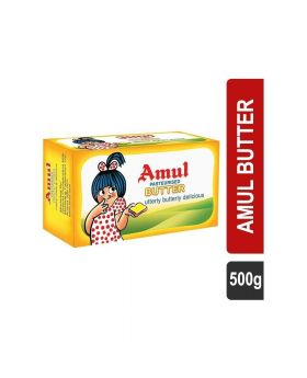Amul Pasteurised Butter-200 gm