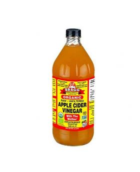 Apple cider vinager with Mother 946ml USA