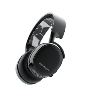 SteelSeries Arctis 3 Bluetooth All-Platform Gaming Headset for PC, PlayStation 4, Xbox One, Nintendo Switch, VR, Android and iOS
