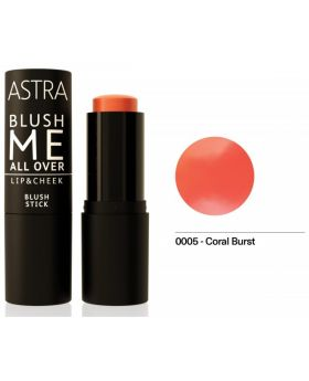 Astra - Blush Me All Over - 0005: Coral Burst