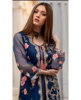 Azure Women Formal Kurti