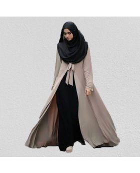 cote gown B-054