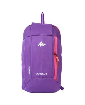 Nylon Back Pack Pink Purple Color (40*23*10) cm