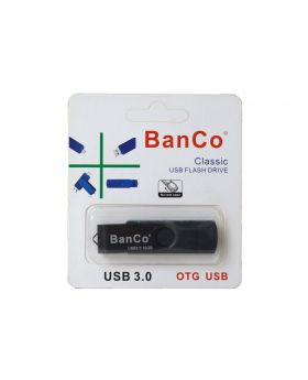 Banco 32GB OTG USB 3.0 Classic FLash Drive