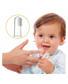 Baby Toothbrush - Transparent
