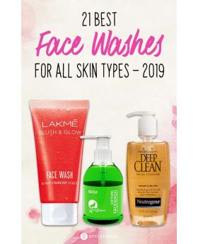 Best Face Washes For All Skin Types
