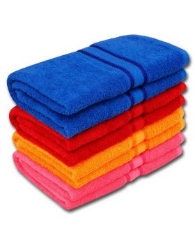 2pcs Premium Quality 27x54inches Bath Towel 1